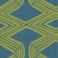 Electric Blue Drapery and Upholstery Fabric by Robert Allen /Duralee