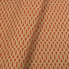 Copper Clay Drapery and Upholstery Fabric by B. Berger