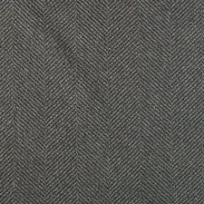 Charcoal Drapery and Upholstery Fabric by B. Berger