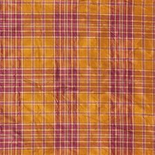 Gilt/Sc Plaid Drapery and Upholstery Fabric by Lee Jofa