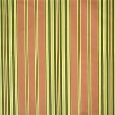 Ruby/Hu Stripes Drapery and Upholstery Fabric by Lee Jofa