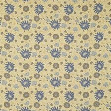 Harbor Botanical Drapery and Upholstery Fabric by Lee Jofa