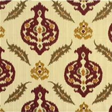 Rust Silk Drapery and Upholstery Fabric by Lee Jofa