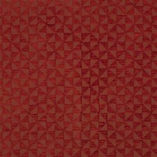 Paprika Geometric Drapery and Upholstery Fabric by Lee Jofa