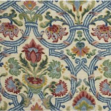 Multi Botanical Drapery and Upholstery Fabric by Lee Jofa