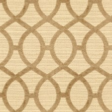 Natural Lattice Drapery and Upholstery Fabric by Lee Jofa