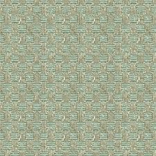 Seaglass Check Drapery and Upholstery Fabric by Lee Jofa