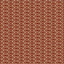 Spice/Red Modern Drapery and Upholstery Fabric by Lee Jofa