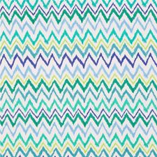 Shorely Blue Herringbone Drapery and Upholstery Fabric by Lee Jofa