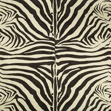 Smoke Animal Skins Drapery and Upholstery Fabric by Lee Jofa