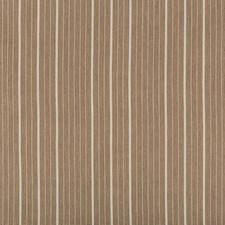 Mushroom Stripes Drapery and Upholstery Fabric by Lee Jofa