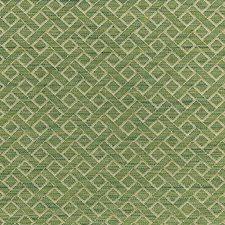 Aloe Diamond Drapery and Upholstery Fabric by Lee Jofa