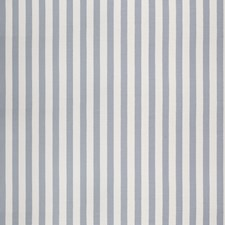 Blue/White Stripes Drapery and Upholstery Fabric by Lee Jofa