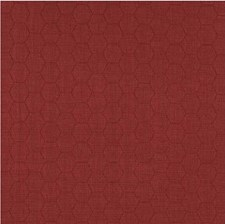 Burgundy/Red Matelasse Drapery and Upholstery Fabric by Kravet