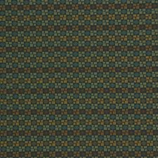 Green/Multi Small Scales Drapery and Upholstery Fabric by Kravet
