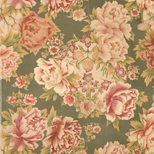 Woodlands Floral Drapery and Upholstery Fabric by Fabricut