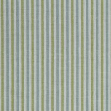 Blue Green Drapery and Upholstery Fabric by Robert Allen
