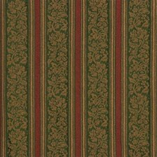 Green/Beige/Burgundy Botanical Drapery and Upholstery Fabric by Kravet