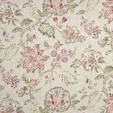 Carnation Drapery and Upholstery Fabric by Robert Allen