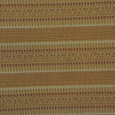 Rust Drapery and Upholstery Fabric by RM Coco