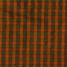 Green/Rust/Burgundy Plaid Drapery and Upholstery Fabric by Kravet