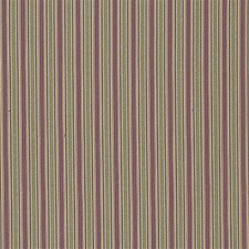 Purple/Green/Yellow Stripes Drapery and Upholstery Fabric by Kravet