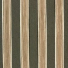 Olive Green Stripes Drapery and Upholstery Fabric by Lee Jofa