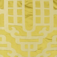 Yellow Drapery and Upholstery Fabric by Beacon Hill