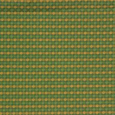 Green/Yellow Dots Drapery and Upholstery Fabric by Kravet