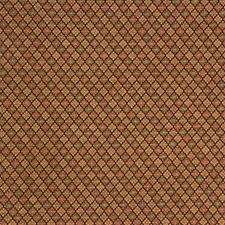 Beige/Rust/Black Small Scales Drapery and Upholstery Fabric by Kravet