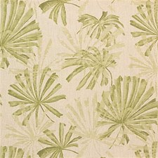 Nat/Olive Novelty Drapery and Upholstery Fabric by Groundworks