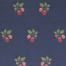 Skipper Blue Novelty Drapery and Upholstery Fabric by Fabricut