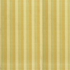 Yellow/Green Stripes Drapery and Upholstery Fabric by Kravet