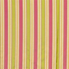 Lime Stripes Drapery and Upholstery Fabric by Kravet