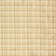Yellow/Green/Rust Plaid Drapery and Upholstery Fabric by Kravet
