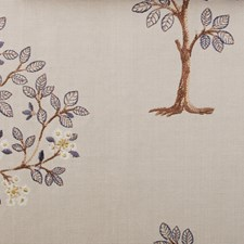 Brown Drapery and Upholstery Fabric by Robert Allen /Duralee