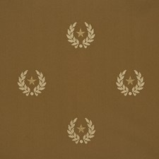 Tobacco Novelty Drapery and Upholstery Fabric by Fabricut