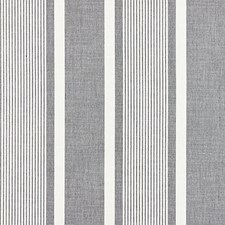Zinc CHATHAM STRIPES Drapery and Upholstery Fabric by Scalamandre