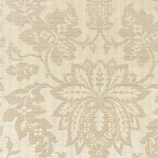 Champagne Jacquard Drapery and Upholstery Fabric by Scalamandre