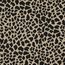 Ebony Animal Skins Drapery and Upholstery Fabric by Kravet
