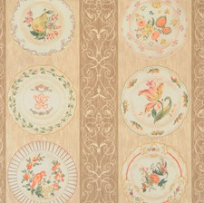 Porcelain Novelty Drapery and Upholstery Fabric by Fabricut