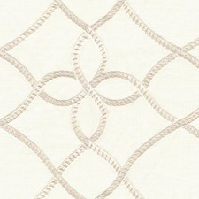 Blanc Lattice Drapery and Upholstery Fabric by Kravet
