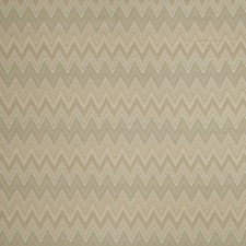 Spa Flamestitch Drapery and Upholstery Fabric by Fabricut