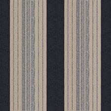 Seaport Stripes Drapery and Upholstery Fabric by S. Harris