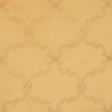 Spun Gold Embroidery Drapery and Upholstery Fabric by Fabricut