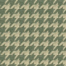 Robins Egg Check Drapery and Upholstery Fabric by Kravet