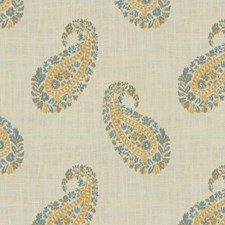 Federal Paisley Drapery and Upholstery Fabric by Kravet