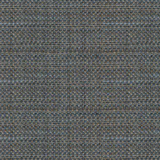 Blue/Light Blue/Brown Texture Drapery and Upholstery Fabric by Kravet