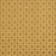 Cashew Check Drapery and Upholstery Fabric by Fabricut