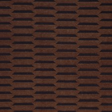 Brown Stripes Drapery and Upholstery Fabric by Fabricut